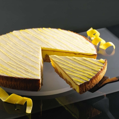 Cheesecake limoncello
